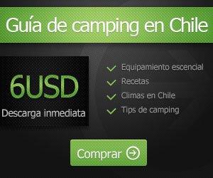 Guía de camping en Chile