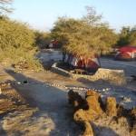 El Huarango, Eco Campamento