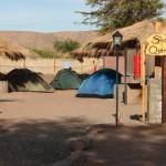 Camping Y Ecodomo Los Abuelos