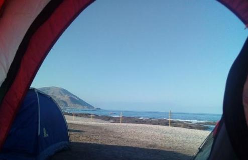 Camping Las Garumas