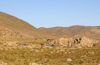 Camping Parque Nacional Llanos De Challe