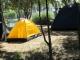 Camping Laguna Esmeralda