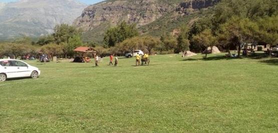 Camping Ranchillo y Camping Los Tricahues