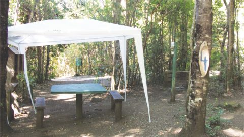 camping letoile pucon