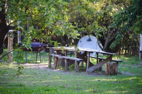 Camping De La Patagonia