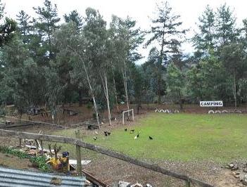 Camping Las Puertas Del Paraiso