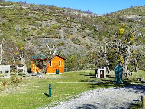camping rio serrano (Fuente: http://www.cajalosandes.cl)
