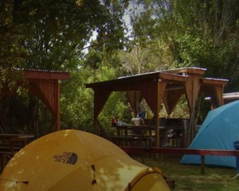 Camping Las Bandurrias