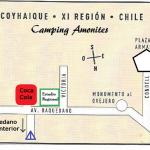 Camping Ammonites Encantado Coyhaique