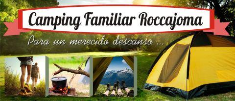 camping familiar Roccajona