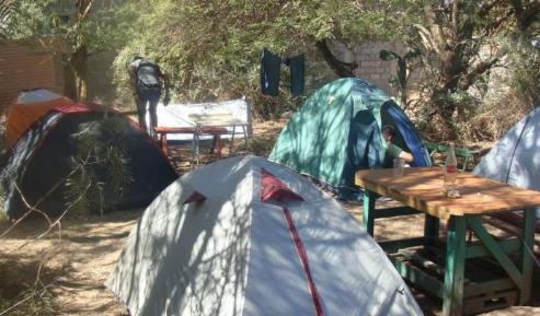 Camping Los Chañares