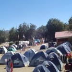 Camping Extracción