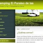 Camping Paraiso de las Cavernas