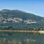 Camping en el Lago Caburga