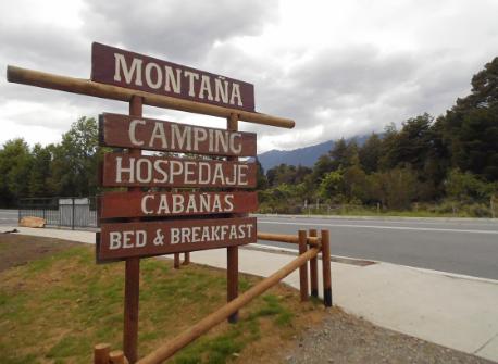 Camping Turismo Montaña