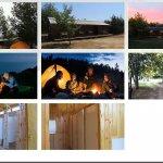 Camping Reserva Nacional Lago Peñuelas