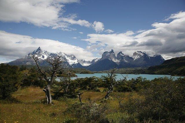 Torres del Paine - Lugar turístico internacional