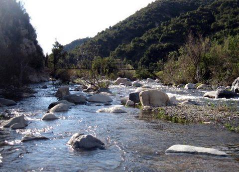 camping en rio clarillo