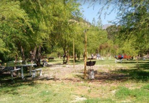 Camping Isla San Rafael