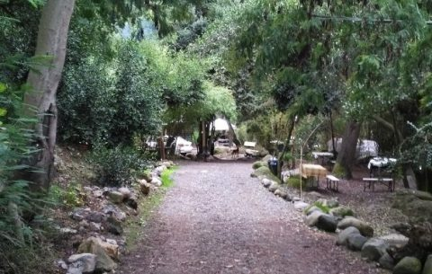 Camping Entre Rockas